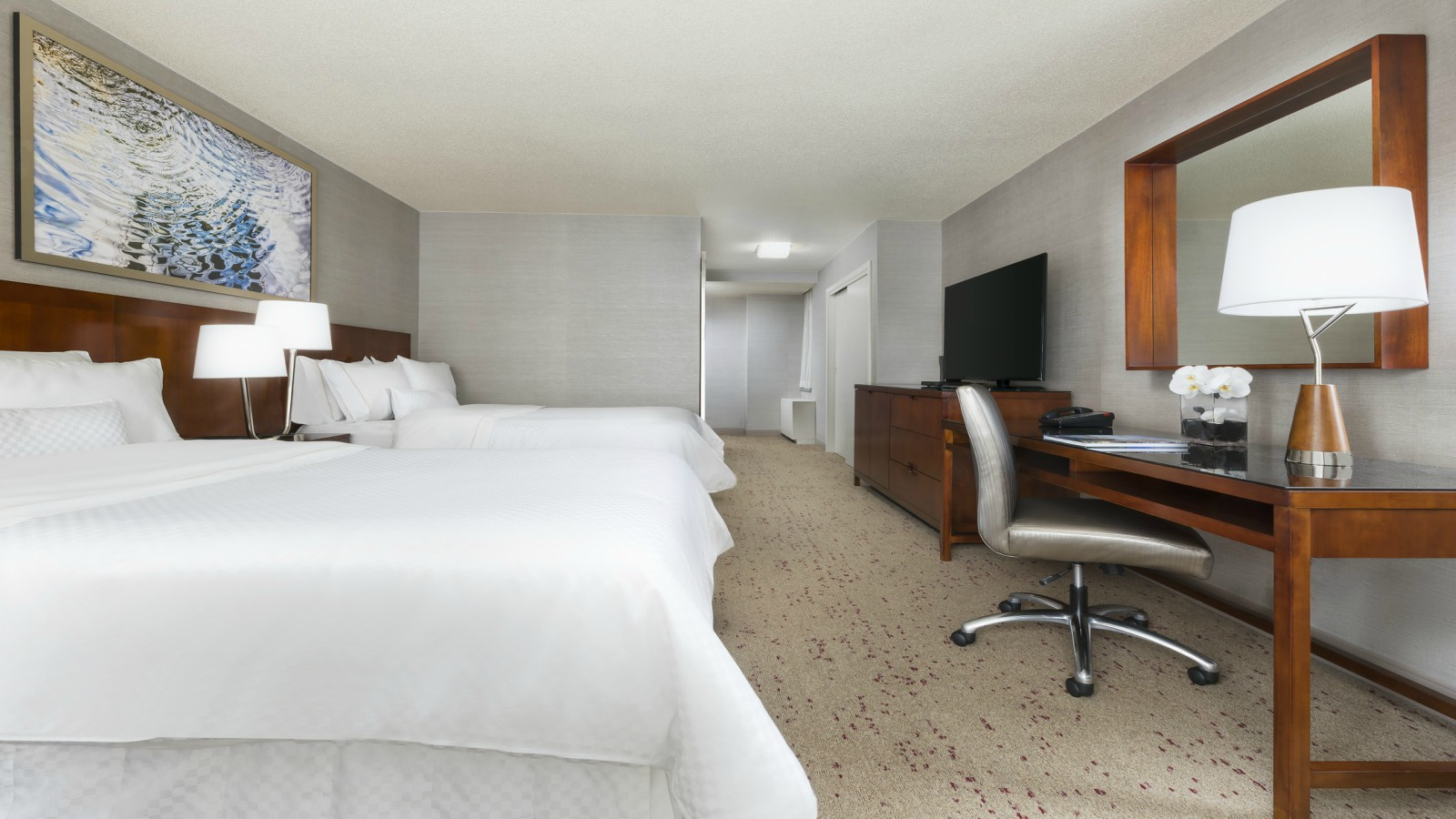 The Westin Arlington Gateway - Double Premium Guestroom